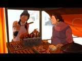 Аватар: Легенда о Корре (книга 4: Воздух) 1 серия
