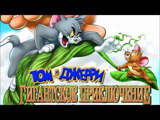 Том и Джерри: Гигантское приключение - 2013 - фильм Спайк Брандт и Тони Червоне